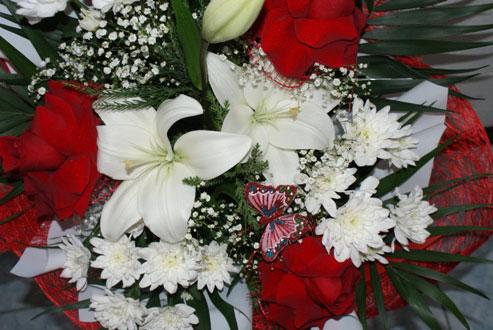 цветы для Надежды Михайловны