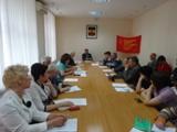 Общественная палата г. Волгодонска заслушала информацию о состоянии медицины в городе и внесла свои предложения