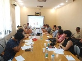 Координационный совет Общественной палаты заслушал информацию о деятельности сектора по защите прав человека