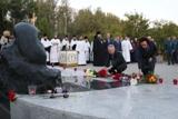 В Волгодонске почтили память жертв террористического акта