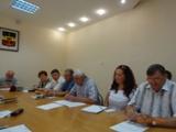 Депутат Шерстюк рассказал общественникам о своей работе