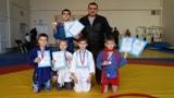 Открытый турнир по самбо в г.Сальск