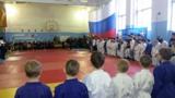 Открытый   турнир   по дзюдо в станице Тарасовской Ростовской области