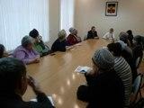 Встреча общественных организаций города, представляющих интересы инвалидов с представителями Департамента труда и социального развития Администрации города Волгодонска