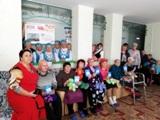 В Волгодонске активисты «Волга-Дон» открыли декаду пожилых людей