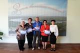 Волгодонские поэты приняли участие в праздновании юбилея станицы Романовской