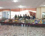 Выставка мастериц РОО «Волга-Дон» на фестивале «Берег надежды» покорила зрителей
