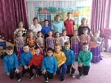 Волгодонские казаки из «Донцов» открыли проект «Мы казачата!»