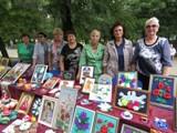 В Волгодонске прошла ярмарка общественных организаций. Было ярко и весело