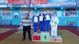 Открытый турнир по дзюдо среди юношей  и девушек  в  г.  Таганроге