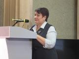 Выступление председателя Общественной палаты города Волгодонска Людмилы Гарриевны Ткаченко