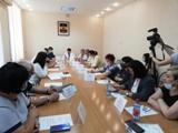 Общественная палата Волгодонска обсудила проблемы благоустройства города