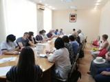 Общественники обсудили проблемы вакцинации от коронавируса и ремонта поликлиники № 1