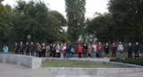 В Волгодонске возложили цветы к памятнику пострадавшим от теракта 16 сентября 1999 года